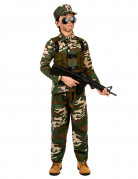 Déguisement militaire garçon