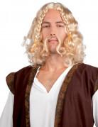 Vous aimerez aussi : Perruque viking avec moustache homme