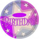 Vous aimerez aussi : 8 Assiettes happy birthday