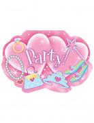 Vous aimerez aussi : Invitations party princesse