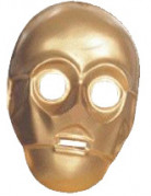 Demi masque Star Wars C3PO� adulte/enfant