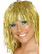 Ihnen gefällt sicherlich auch : Per�cke metallig gold