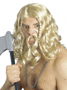 Vous aimerez aussi : Perruque et moustache viking homme