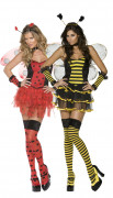 You would also like : Ladybug and Bee costume for couples