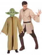 D�guisement couple Ma�tre Yoda et Jedi Star Wars�
