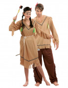 Pale Indians costumes for couple
