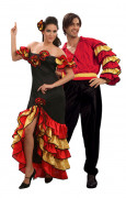 flamenco dancers for couple