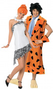 Wilma et Fred Flintstone� costumes for couple