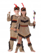 Indians kids costumes couple