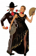 Spanish costumes for couple