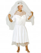 Bride costume for men