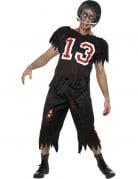 D�guisement zombie footballeur am�ricain homme Halloween