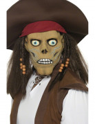 Masque de pirate zombie adulte