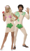Adam and Eve costume for couple