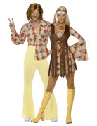 60's Hippy costumes for couple