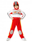 Flash Mcqueen-Kost�m f�r Kinder