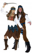 Pirate costumes for couple