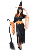 Vous aimerez aussi : D�guisement sorci�re femme Halloween