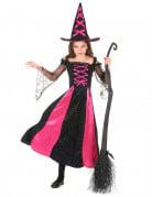 Também vai gostar : Disfarce bruxa menina Halloween