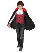 Déguisement vampire garçon Halloween