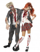 You would also like : Halloween zombie schoolchild for couple