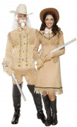 East Cowboys costume for couple