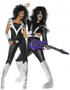 Rockers costume for couple