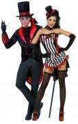Disfraces de pareja de vampiros ideales para Halloween