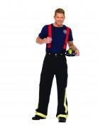 Feuerwehr-Kost�m f�r Herren