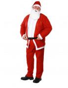 Weihnachtsmann-Kost�m f�r Erwachsene