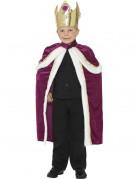 Disfraz de rey para ni�o