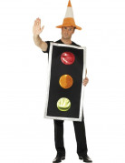 Stoplight costume for adults