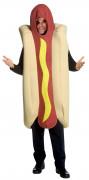 Hot Dog-Kost�m f�r Erwachsene