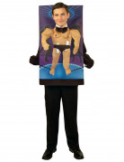 Teenie Weenies� Stripper-Kost�m f�r Herren
