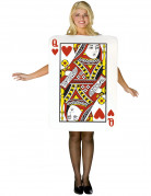 Queen of Heart�s costume for women