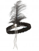 Vous aimerez aussi : Bandeau charleston noir