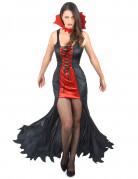 Vampir-Kost�m Damen Halloween
