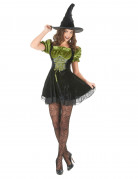 D�guisement sorci�re adulte Halloween