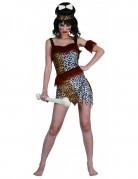 Disfraz de mujer cavern�cola