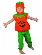 Disfraz infantil de calabaza
