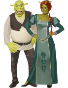 Shrek & Fiona costumes for couple
