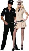 Disfraz pareja de polic�as