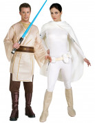Star Wars Padme amidala and Jedi costumes for couple