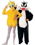 Tweety and Sylvester Looney tunes� costumes for couple
