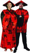 Disfraz de pareja china