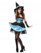 Vous aimerez aussi : D�guisement sorci�re femme Halloween bleu