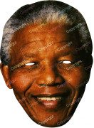 Masque Nelson Mandela