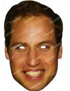 Masque carton Prince William