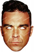 Masque Robbie Williams