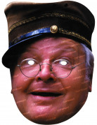 Masque Benny Hill